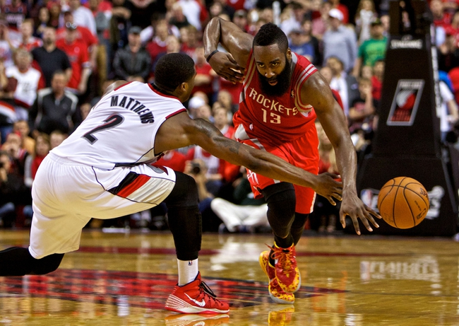 Houston Rockets at Portland Trail Blazers NBA Pick, Odds, Prediction - 4/27/14 Game Four