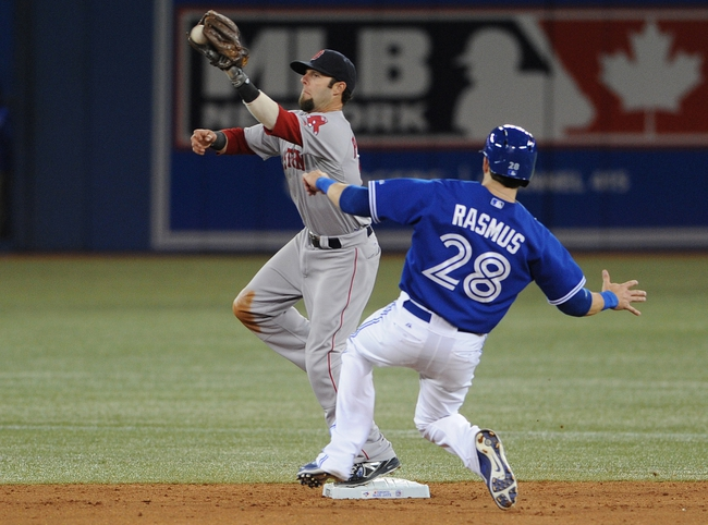 Toronto Blue Jays vs. Boston Red Sox Pick-Odds-Prediction - 4/27/14
