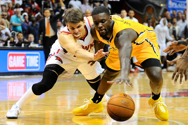 Atlanta Hawks at Indiana Pacers NBA Pick, Odds, Prediction - 4/28/14 Game Five