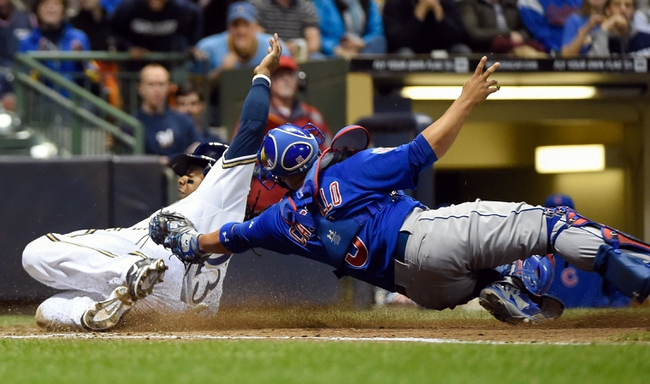 Milwaukee Brewers vs. Chicago Cubs MLB Pick, Odds, Prediction 4/27/14