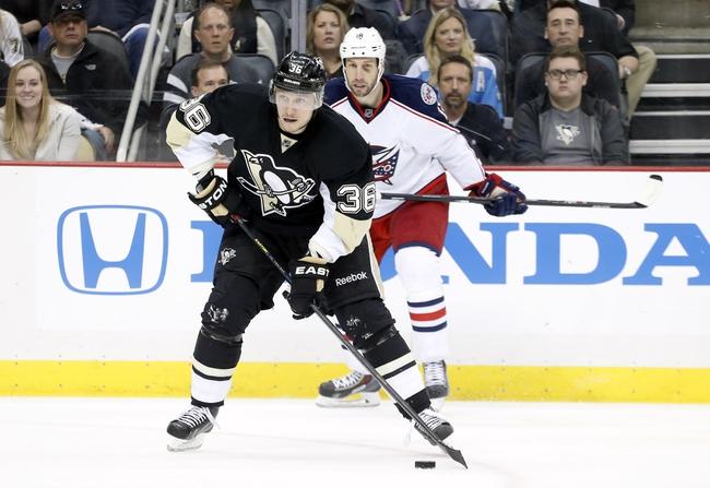 Pittsburgh Penguins at Columbus Blue Jackets vs. Pick-Odds-Prediction - 4/28/14