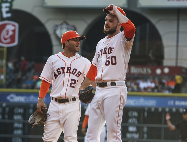 Houston Astros vs. Washington Nationals MLB Pick, Odds, Prediction 4/29/14