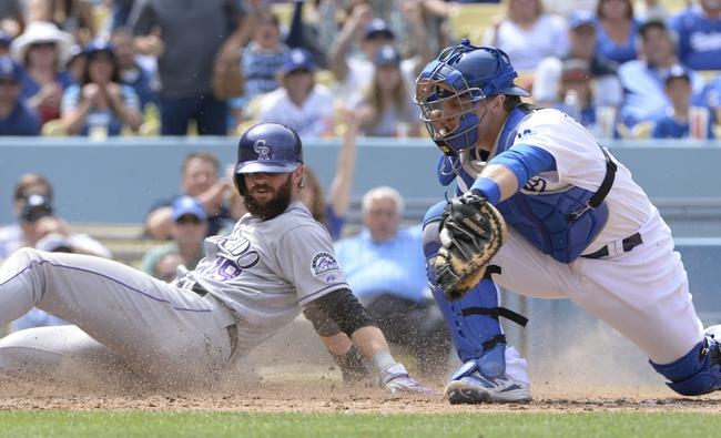 Colorado Rockies vs. Los Angeles Dodgers MLB Pick, Odds, Prediction - 6/6/14