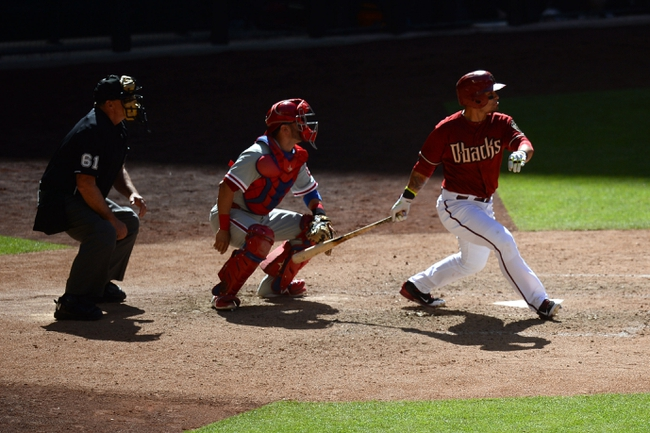 Philadelphia Phillies vs. Arizona Diamondbacks MLB Pick, Odds, Prediction - 7/25/14
