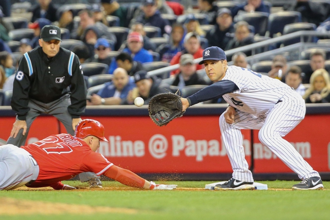 Los Angeles Angels vs. New York Yankees Pick-Odds-Prediction - 5/5/14