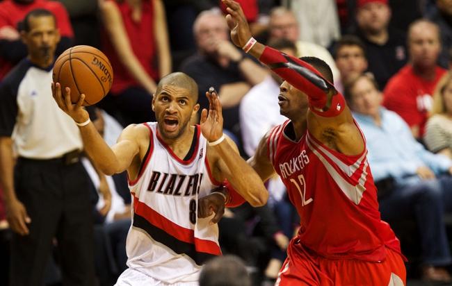 Portland Trail Blazers at Houston Rockets NBA Pick, Odds, Prediction - 4/30/14 Game Five