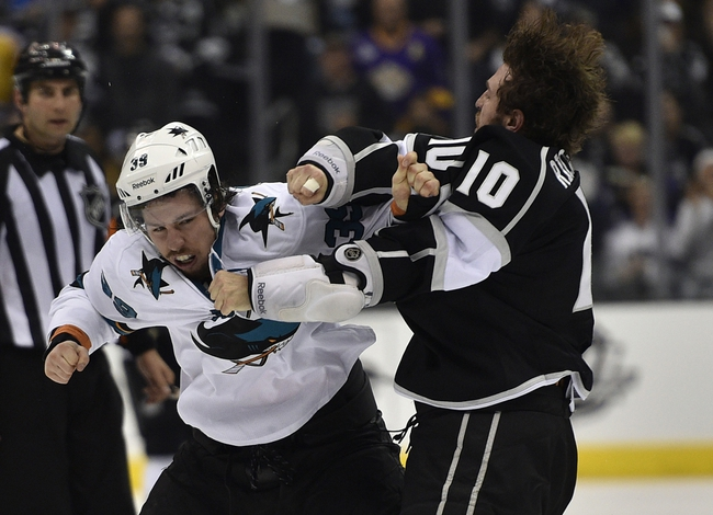 San Jose Sharks vs. Los Angeles Kings - 4/30/14