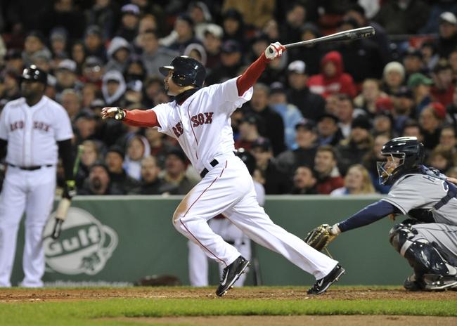 Boston Red Sox vs. Tampa Bay Rays MLB Pick, Odds, Prediction - 4/30/14