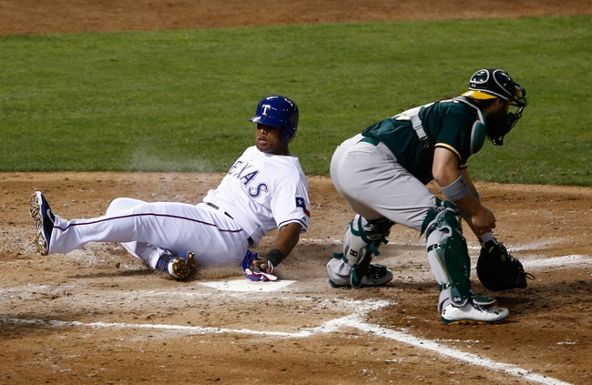 Texas Rangers vs. Oakland Athletics Pick-Odds-Prediction - 4/30/14