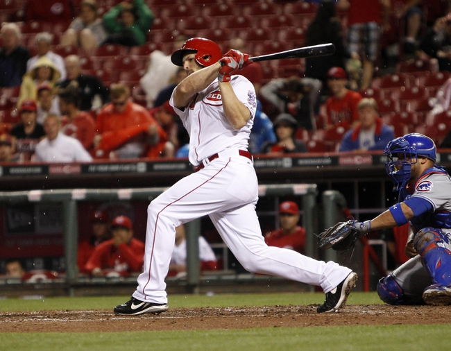 Chicago Cubs vs. Cincinnati Reds Pick-Odds-Prediction - 6/25/14