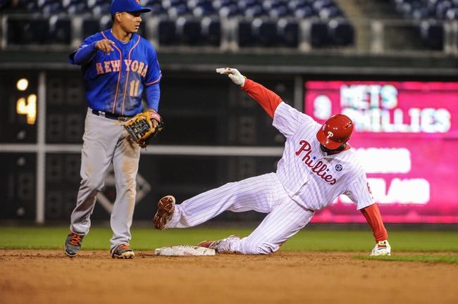 New York Mets vs. Philadelphia Phillies MLB Pick, Odds, Prediction - 5/9/14