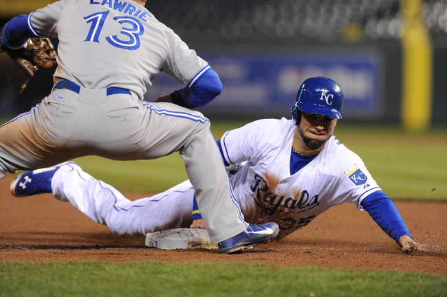 Kansas City Royals vs. Toronto Blue Jays MLB Pick, Odds, Prediction 4/30/14