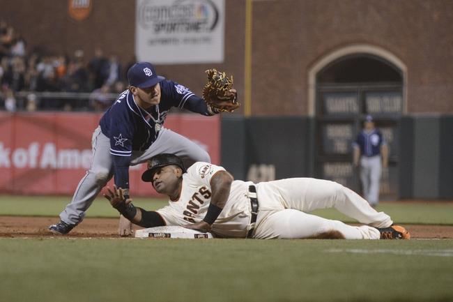 San Francisco Giants vs. San Diego Padres MLB Pick, Odds, Prediction - 4/30/14
