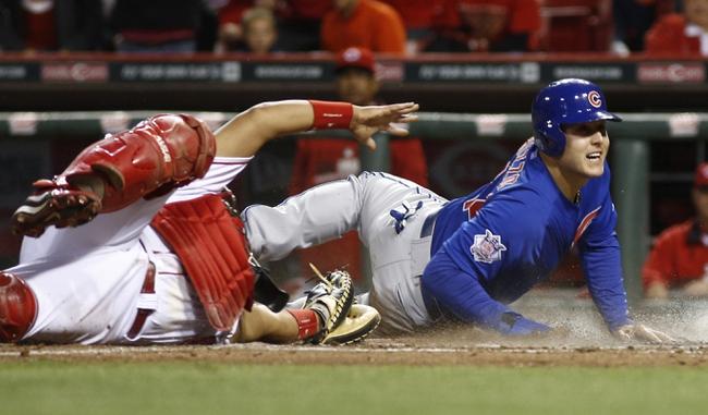 Chicago Cubs vs. Cincinnati Reds MLB Pick, Odds, Prediction - 6/24/14