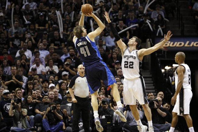 San Antonio Spurs at Dallas Mavericks NBA Pick, Odds, Prediction - 5/2/14 Game Six