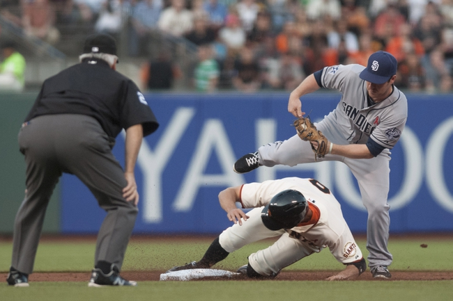 San Francisco Giants vs. San Diego Padres MLB Pick, Odds, Prediction 6/23/14