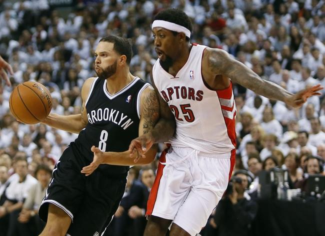 Toronto Raptors at Brooklyn Nets NBA Pick, Odds, Prediction - 5/2/14 Game Six