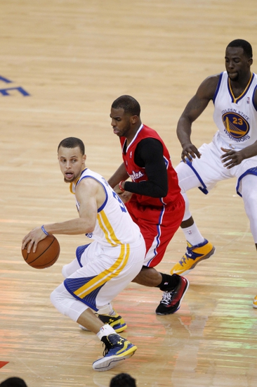 Golden State Warriors vs. Los Angeles Clippers  - 5/3/14