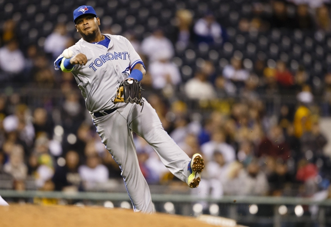Pittsburgh Pirates vs. Toronto Blue Jays Pick-Odds-Prediction - 5/3/14
