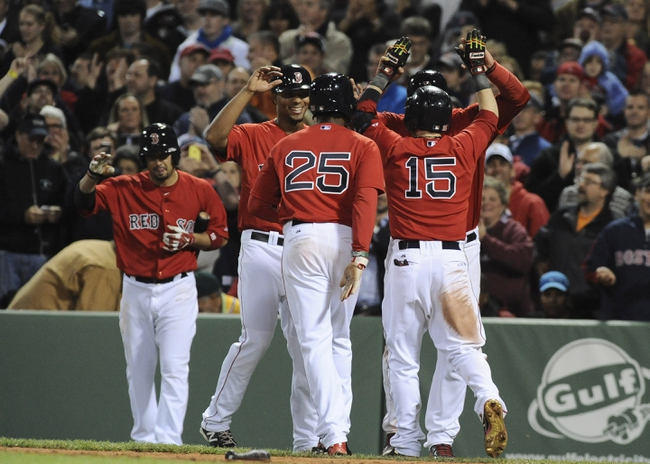Boston Red Sox vs. Oakland Athletics MLB Pick, Odds, Prediction - 5/3/14