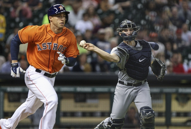 Houston Astros vs. Seattle Mariners MLB Pick, Odds, Prediction - 5/3/14