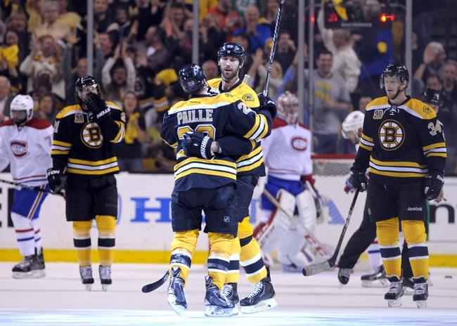 Boston Bruins at Montreal Canadiens Pick-Odds-Prediction - 5/6/14