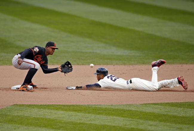 Minnesota Twins vs. Baltimore Orioles MLB Pick, Odds, Prediction - 5/4/14