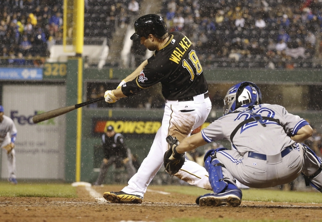 Pittsburgh Pirates vs. Toronto Blue Jays Pick-Odds-Prediction - 5/4/14