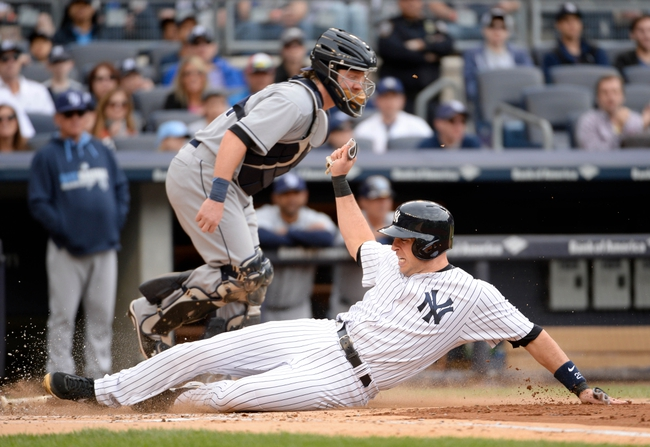 New York Yankees vs. Tampa Bay Rays MLB Pick, Odds, Prediction 6/30/14