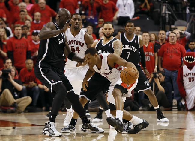 Toronto Raptors vs. Brooklyn Nets - 12/17/14 NBA Pick, Odds, and Prediction