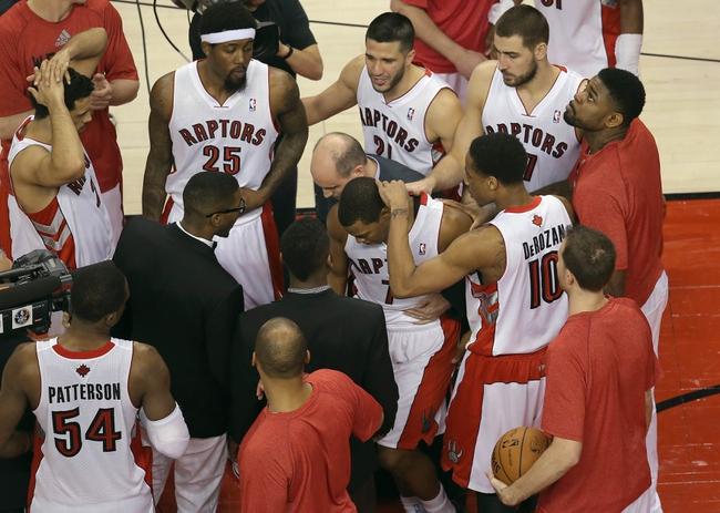 Toronto Raptors: NBA 2014-15 Season Preview, Prediction, Outlook