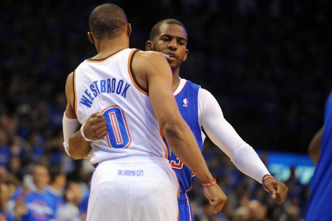Oklahoma City Thunder vs. Los Angeles Clippers - 5/13/14