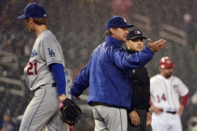 Washington Nationals vs. Los Angeles Dodgers MLB Pick, Odds, Prediction - 5/6/14