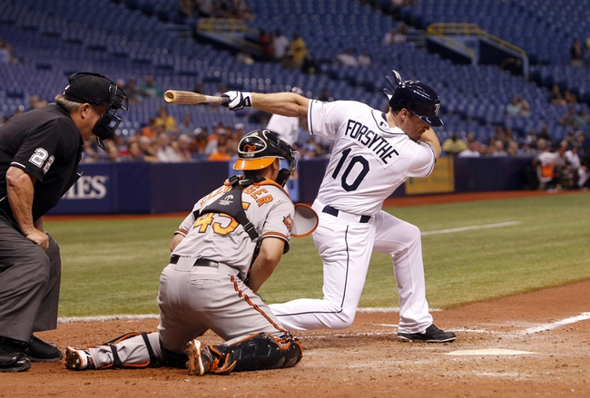 Tampa Bay Rays vs. Baltimore Orioles Pick-Odds-Prediction - 5/7/14
