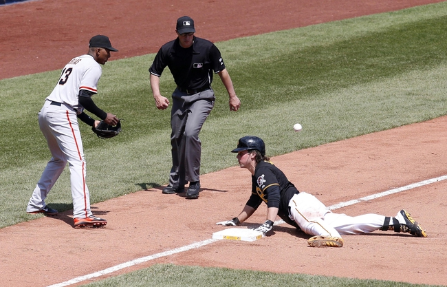 San Francisco Giants vs. Pittsburgh Pirates MLB Pick, Odds, Prediction - 7/28/14
