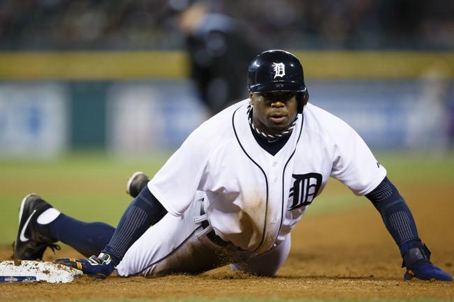 Detroit Tigers vs. Houston Astros MLB Pick, Odds, Prediction 5/8/14