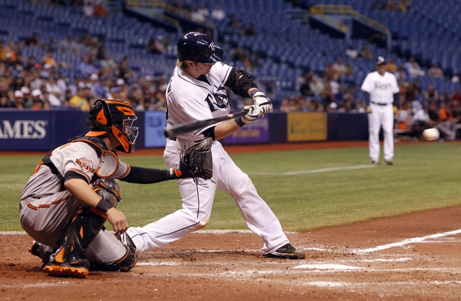 Tampa Bay Rays vs. Baltimore Orioles MLB Pick, Odds, Prediction 5/8/14