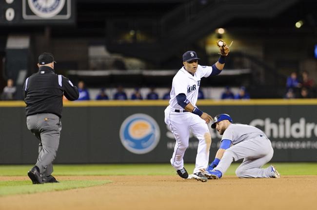 Seattle Mariners vs. Kansas City Royals MLB Pick, Odds, Prediction - 5/10/14