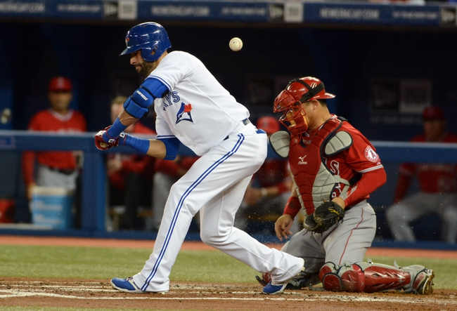 Toronto Blue Jays vs. Los Angeles Angels Pick-Odds-Prediction - 5/10/14