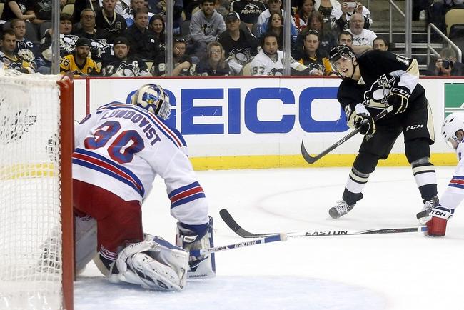 New York Rangers vs. Pittsburgh Penguins - 5/11/14
