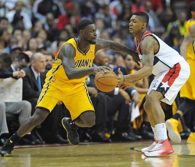 Indiana Pacers vs. Washington Wizards - 5/11/14