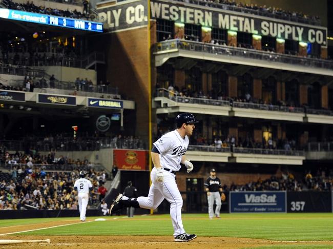 San Diego Padres vs. Miami Marlins - 7/23/15 MLB Pick, Odds, and Prediction