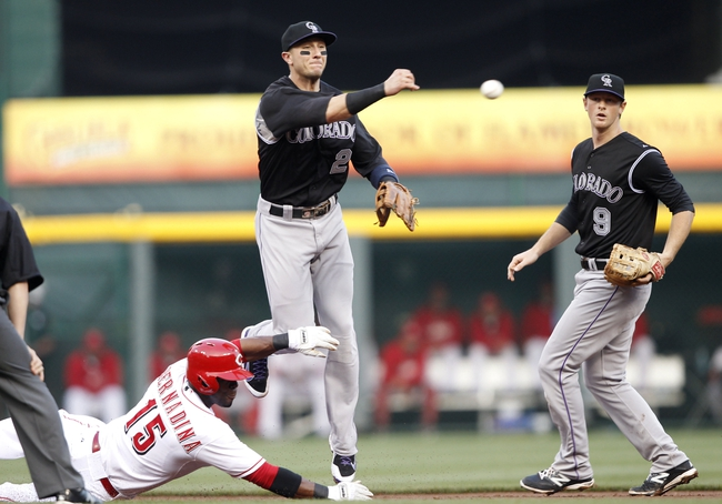 Cincinnati Reds vs. Colorado Rockies Pick-Odds-Prediction - 5/11/14