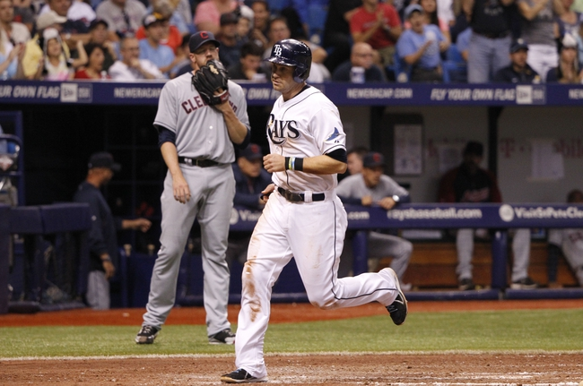 Tampa Bay Rays vs. Cleveland Indians MLB Pick, Odds, Prediction - 5/11/14
