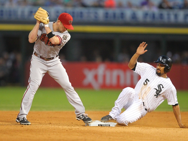 Chicago White Sox vs. Arizona Diamondbacks MLB Pick, Odds, Prediction 5/11/14