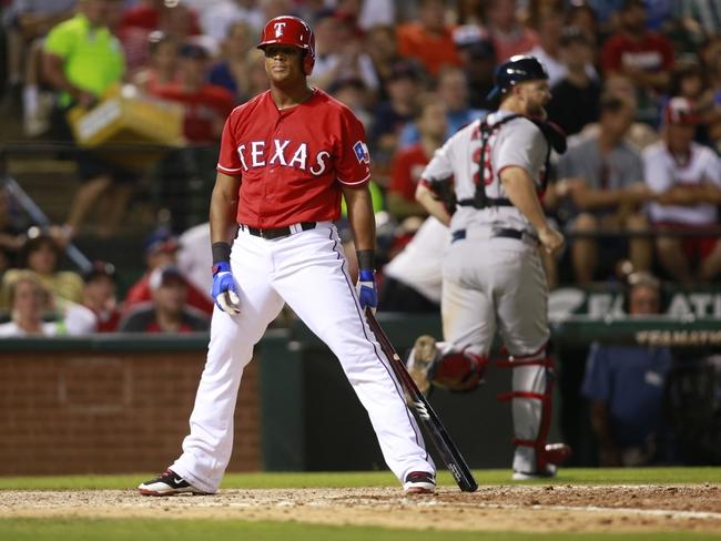 Texas Rangers vs. Boston Red Sox MLB Pick, Odds, Prediction - 5/11/14