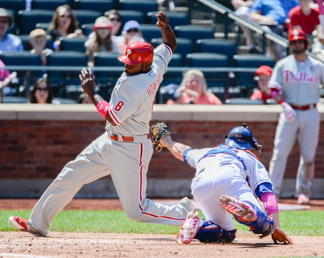 Philadelphia Phillies vs. New York Mets Pick-Odds-Prediction - 5/29/14