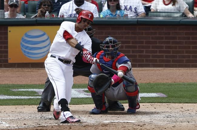 Rangers at Red Sox - 5/19/15 MLB Pick, Odds, and Prediction