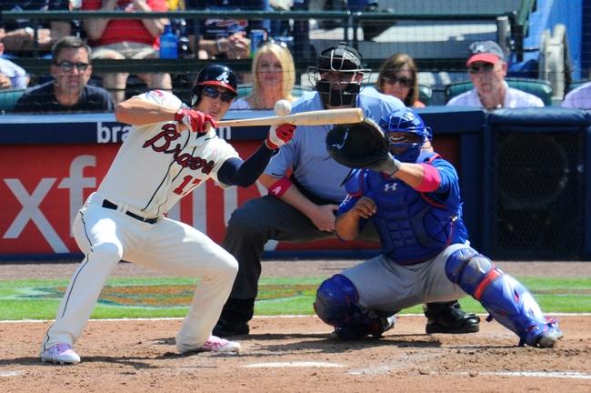 Chicago Cubs vs. Atlanta Braves MLB Pick, Odds, Prediction 7/11/14
