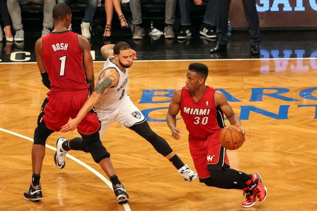 Brooklyn Nets at Miami Heat NBA Pick, Odds, Prediction - 5/14/14 Game Five